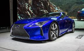 lexus sports car 2018. 2018 lexus lc500h: hybridized with two transmissions for your pleasure sports car u