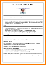 Awesome Purchasing Resumes Ideas Example Resume And Template