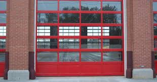commercial glass garage doors. 3295 Aluminum Doors | By CHI Overhead Commercial Glass Garage