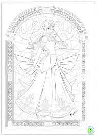 The Legend Of Zelda Coloring Pages Best Legend Of Coloring Pages
