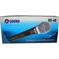 D-Sound DS-48 Mikrofon Fiyatları ve Özellikleri
