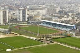 Stade Olympique Yves Du Manoir Colombes Ile De France