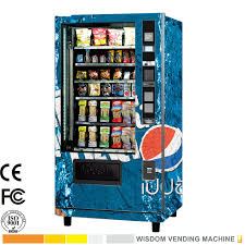 How Vending Machine Works Gorgeous Automatic Vending Machine Work For Saudi Arabia With Saso