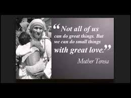 Mother Teresa Quotes Custom Top 48 Inspiring Mother Teresa Quotes Quotes World YouTube