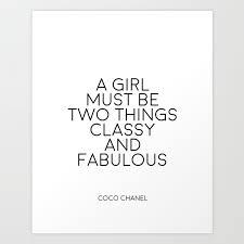 Girls Room Decor Girly Gifts Women Gift Fashion Art Fashion Print Quotes Fashion Wall Art Printable Art Print