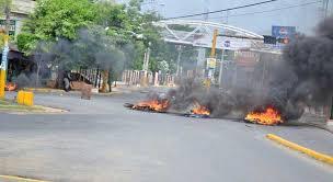 Resultado de imagen para fotos de la huelga de este martes en las guaranas