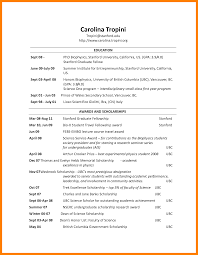 12 Resume Headers Examples Quit Job Letter