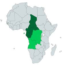 Central Africa - Wikipedia