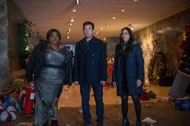 (L-R) Da'Vine Joy Randolph as Carla, Jason Bateman as Josh Parker