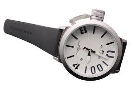 online get cheap left handed watches watches men aliexpress com luxury brand new mens sports 50mm silver black u r