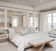 Hamptons, NY II Beach Style Bedroom