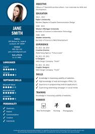 CV Maker | CV Builder | Creative CV Templates | CraftCv Online CV Maker ...