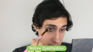 how to do makeup like a black eyehow to make a black eye makeup saubhaya makeup