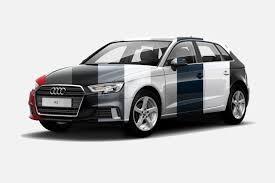 Audi A3 Colour Chart Audi A3 Colour Guide Prices Stable Blog