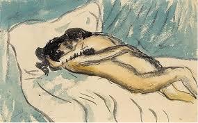Risultati immagini per coppia nudi nell'arte