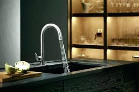 kitchen faucet reviews best of inspirational fancy kohler malleco touchless pull down with soap dispenser