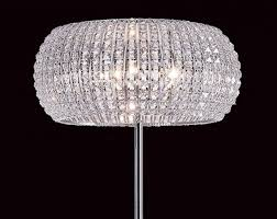 beaded crystal lamp floor and table lamps french floor lamp crystal stand up lamps