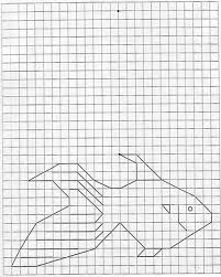 Graph Paper Draw How To Draw Goldfish Hellokids Com