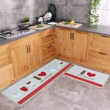 Rubber Backed Kitchen Rugs Light Grey Kitchen Mats Cliff Kitchen