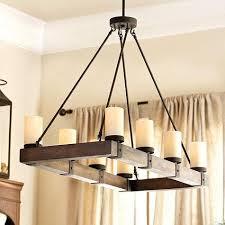 large rustic chandeliers lighting arturo 8 light chandelier