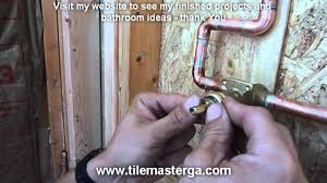 part 3 shower diverter transfer valve installation step by step moen delta kohler how to you