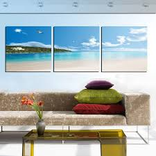 Small Picture Aliexpresscom Buy Modern Home Decor 3 Piece Wall Art Canvas