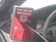 Sgt Als Blog Dear Sgt Al Window Tint On My Car