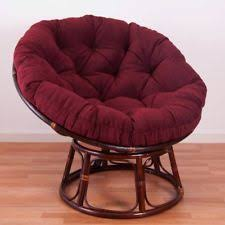 papasan furniture. bordeaux chenille cushion 42 papasan furniture