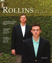 Rollins Magazine Spring 2010 by Rollins College issuu