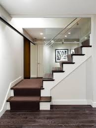 stair railings and half walls ideas