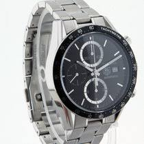 tag heuer carrera buy at best prices on chrono24 tag heuer carrera chronograph calibre 16 automatic