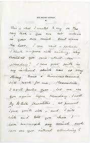winston churchill letter to w who refused his proposal fetches  winston churchill letter
