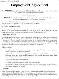 Workers Contract Agreement Template - Emsec.info