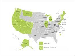 what states are medical marijuana legal