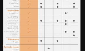 Advantage Dosage Chart For Cats Advantage Multi Dosage Chart Best Picture Of Chart
