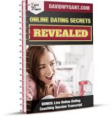 david wygant online dating email