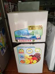 Tủ lạnh toshiba... - Mua Bán Máy Giặt Tủ Lạnh Cũ Hải Phòng