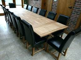 extra large round dining tables large dining room table seats spacious attractive large dining table and