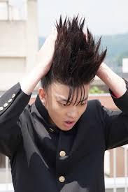 伊藤健太郎恋も喧嘩も髪型もまっすぐ突き抜ける 今日から俺は