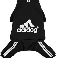 Adidog Tracksuit
