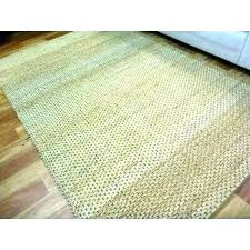 small rectangle jute rug best chenille large round rugs cleaning small circle jute rug