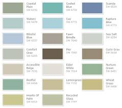 beach house paint colorsCalifornia Livin Home Seaside Paint Colors you will LOVE