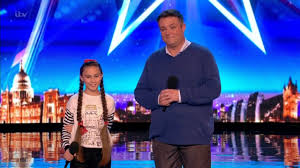 Britain s Got Talent 2017 Martin Faye Fantastic Father Daughter.