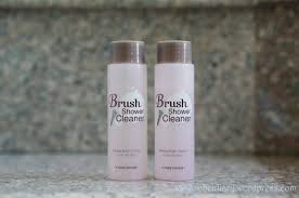 etude house brush shower cleaner review