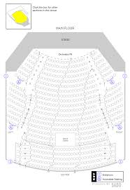 Seating Chart Marion Cultural And Civic Center City Of