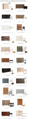 Light Brown Dresser And Nightstand Power Couples 22 Perfect Dresser Nightstand Combos For