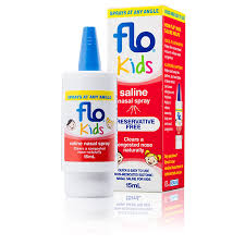 An indication is a term used for the list of condition or symptom or illness for which the medicine is. Flo Kids Saline Spray Flo By Ent Technologies