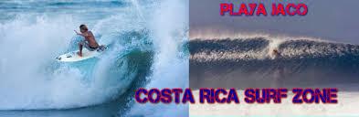 Playa Jaco Costa Rica Surfzone Costa Rica
