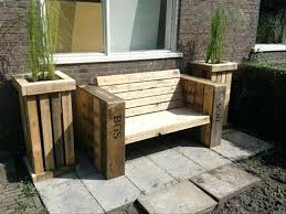 old pallet furniture. Ideas For Old Pallets Pallet Garden Bench Furniture Projects Property .