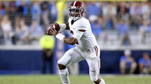 Alabama Qb Jalen Hurts Forfeits Redshirt Vs Ragin Cajuns